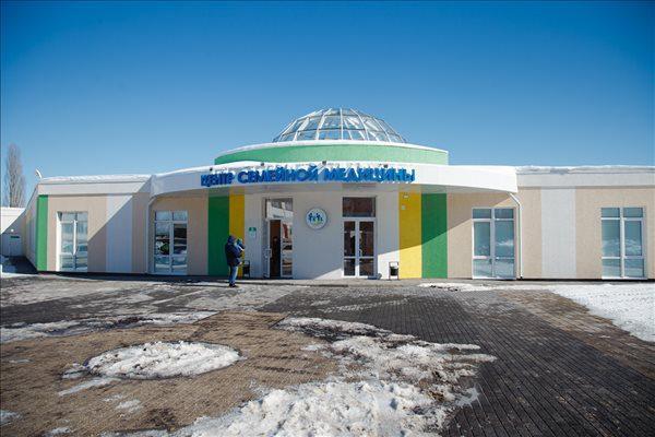 северная поликлиника здание